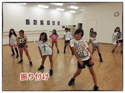 小学生ヒップホップダンス