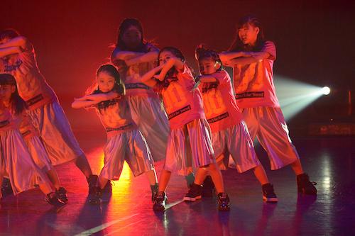 b1ダンス発表会18th